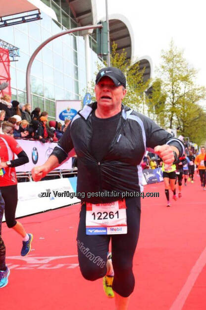 Leo Himmelbauer, Hamburg Marathon, erschöpft, ko (24.04.2017)