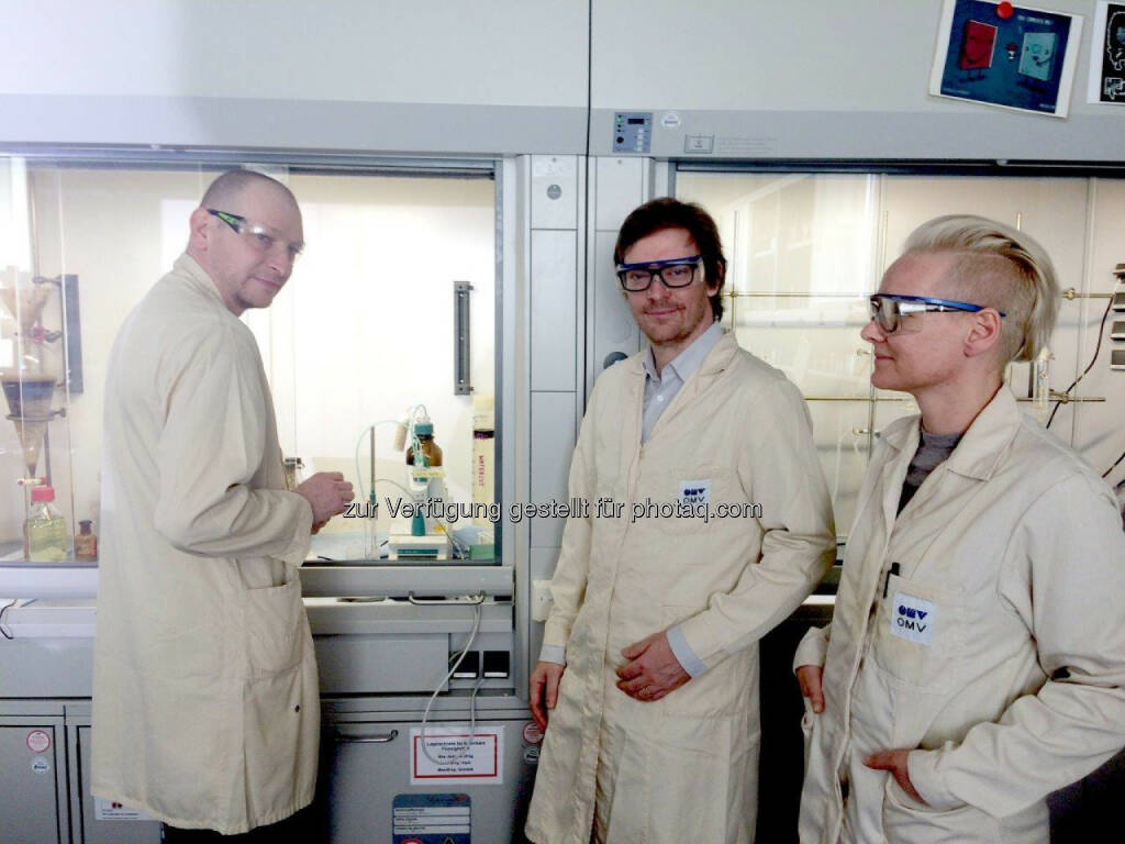 It was a pleasure to welcome Dr. Erwin Reisner at the OMV Tech Center & Lab in Gänserndorf last week. He is head of the Christian Doppler Laboratory for Sustainable Syngas Chemistry in Cambridge, where he and his team are researching the use of sunlight for future mobility: http://bit.ly/1r3BEqv (C) OMV, © Aussender (25.04.2017)