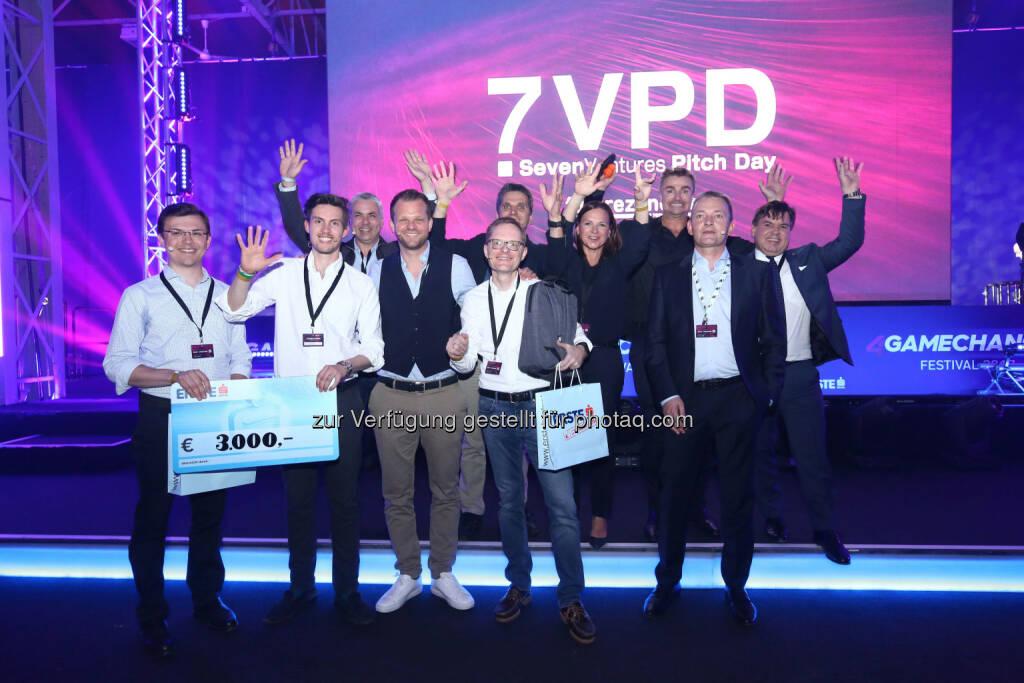 Sieger: Tubolito & Helferline, ©  ProSiebenSat.1 Puls4 (25.04.2017)
