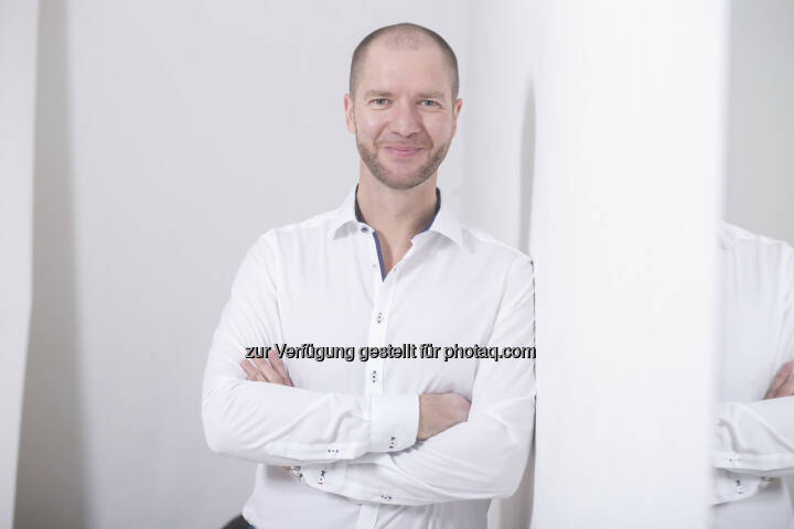 Marcus Zinn, Director Sales & Business Development, EPAMEDIA - EPAMEDIA: EPAMEDIA baut Sales & Client Service aus - Marcus Zinn ist Director Sales & Business Development (Fotocredit: Bubu Dujmic)