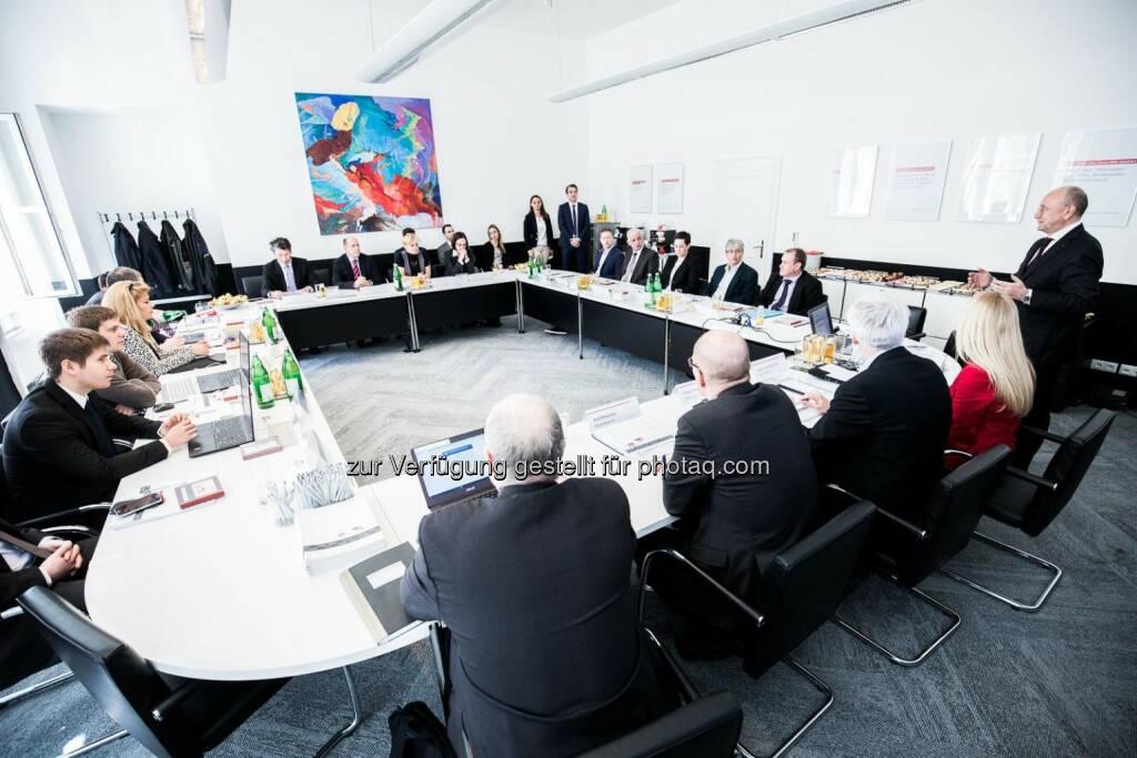 Wiener Börse is hosting the annual PeXcon conference for its partner exchanges (Wiener Börse), © Aussender (25.04.2017)
