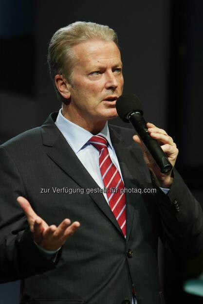 Reinhold Mitterlehner (Wirtschaftsminister), (Foto: RLB OÖ/Strobl), © RLB OÖ/Strobl (15.05.2013)
