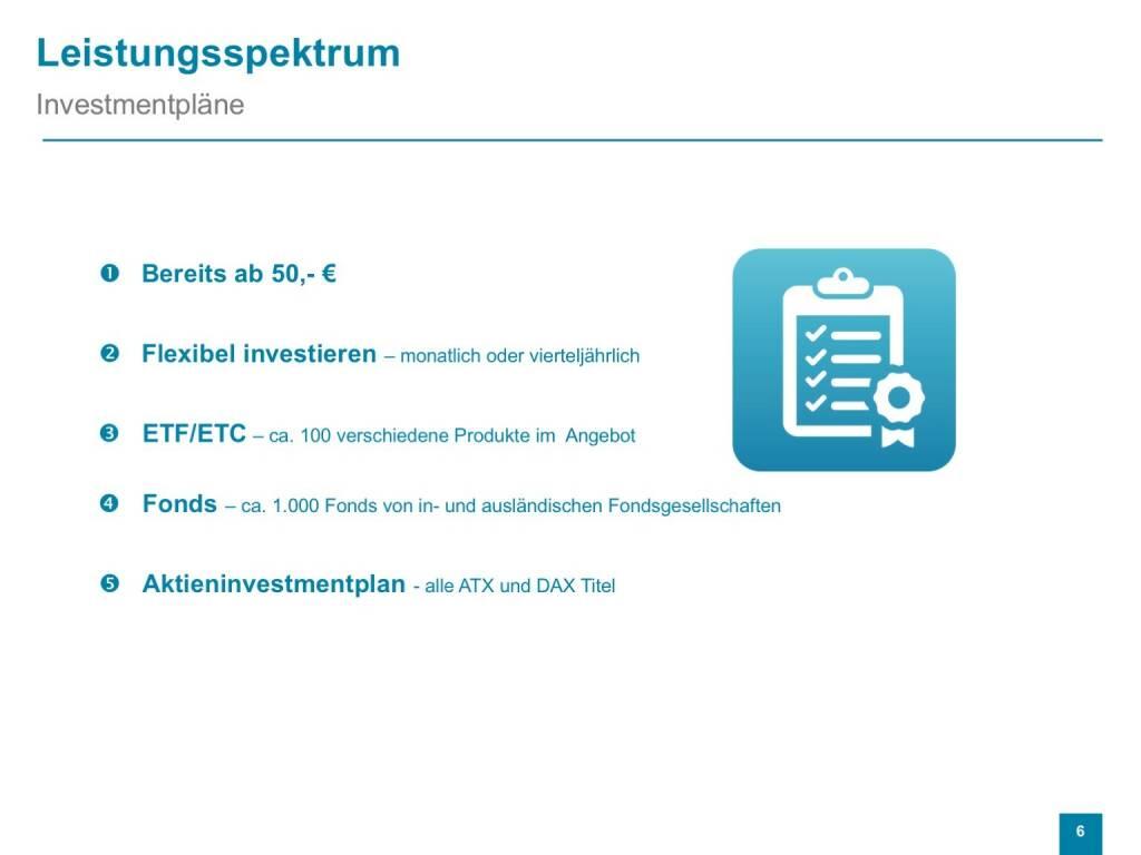 Präsentation Hello bank! - Leistungsspektrum (26.04.2017)