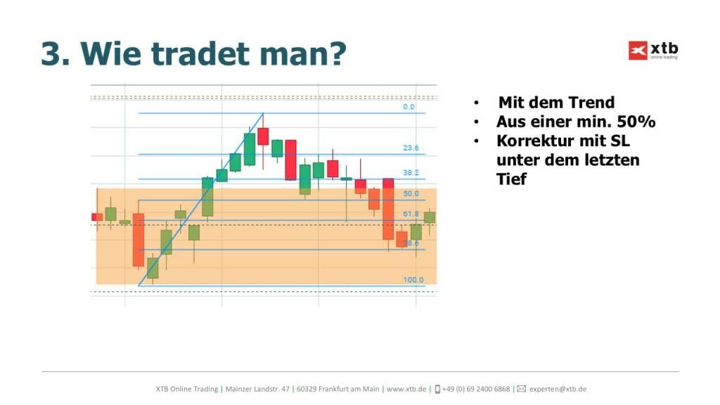 Präsentation xtb online trading - Wie tradet man? (26.04.2017)
