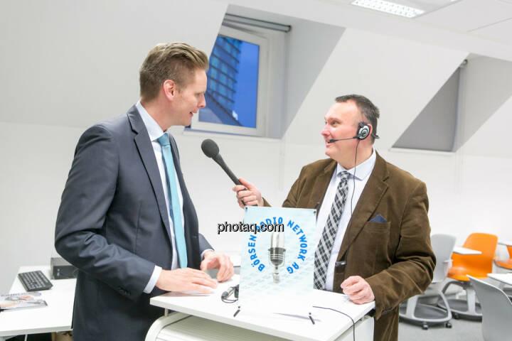 Florian Helmberger (Hello bank!), Peter Heinrich (BRN)