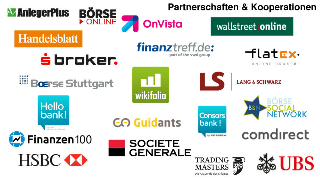 Präsentation Wikifolio - Partnerschaften & Kooperationen (27.04.2017)