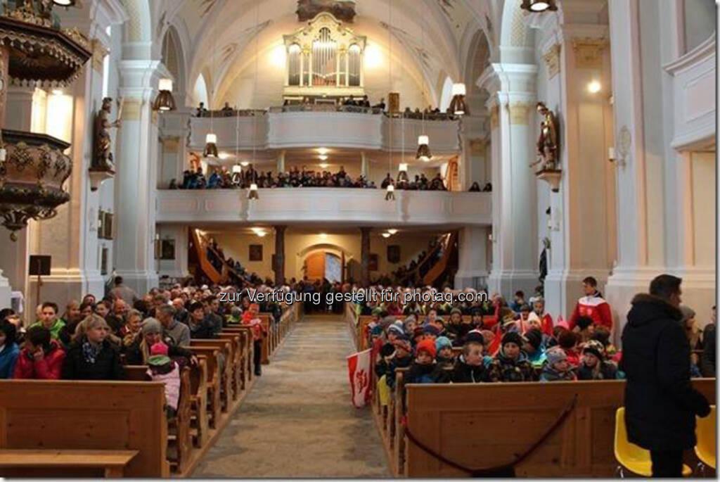 Kirche Rauris (02.05.2017)