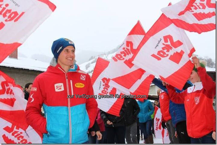 Paul Gerstraser, Stiegl