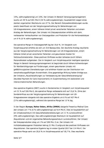 FMC: Zahlen Q1/2017, Seite 3/7, komplettes Dokument unter http://boerse-social.com/static/uploads/file_2232_fmc_zahlen_q12017.pdf (03.05.2017)