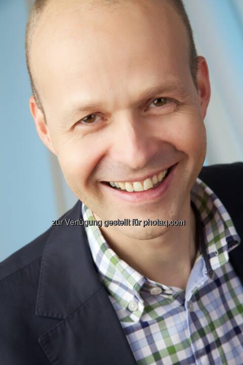 ERF-Chef Matthias Gerwinat übernimmt Geschäftsführung des Vereins Digitalradio Österreich - Verein Digitalradio Österreich: Digitalradio Österreich: Fliegender Wechsel in der Geschäftsführung (Fotocredit: Tina King)