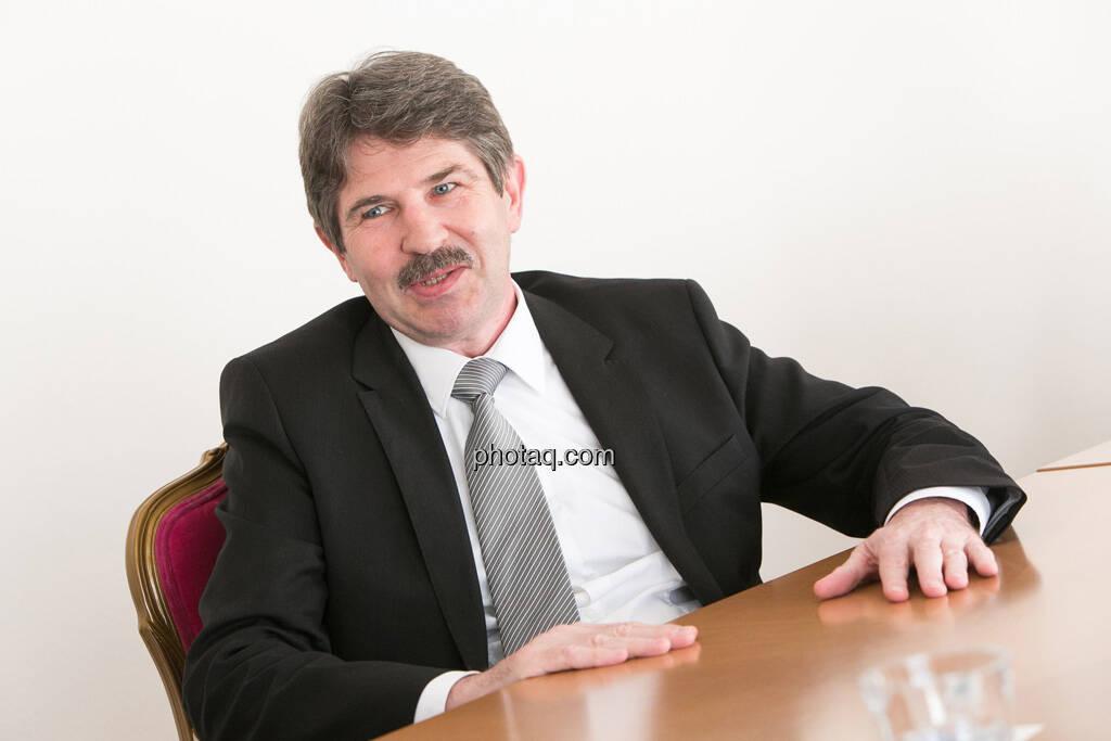 Ernst Vejdovsky (S Immo), © finanzmarktfoto.at/Martina Draper (15.05.2013)
