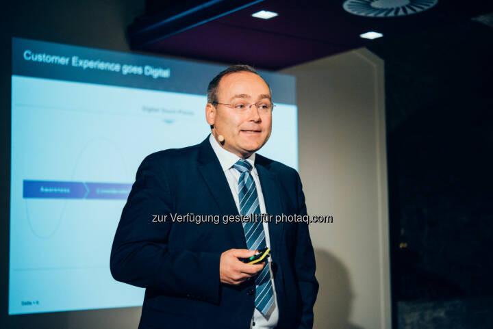 Alexander Rossmann, Professor an der Hochschule Reutlingen: Banken leiden an ihrer Umsetzungsschwäche. - RIM Management KG: Banken haben kein Erkenntnis-, aber ein Umsetzungsproblem (Fotocredit: Walter Skokanitsch)