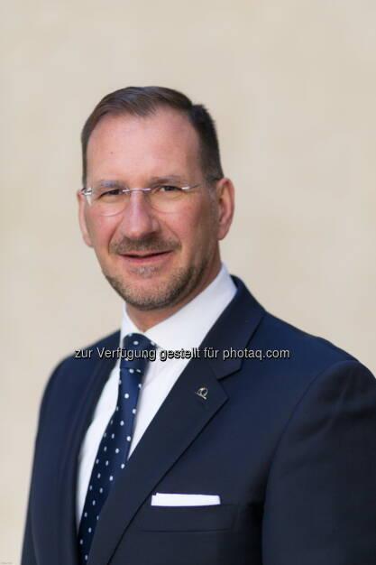 Johannes Rumpl, Landesdirektor UNIQA Steiermark - UNIQA Insurance Group AG: UNIQA Steiermark ist klarer Marktführer im Bundesland (Fotograf: Oliver Wolf Foto GmbH / Fotocredit: UNIQA), © Aussender (09.05.2017)