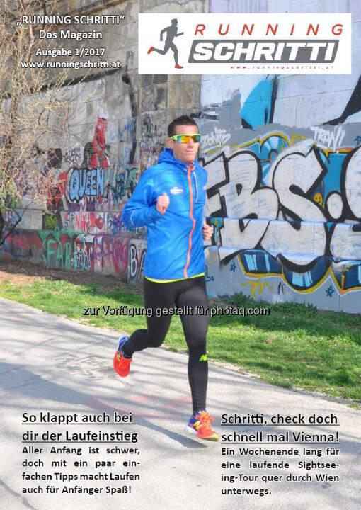 Running Schritti Magazin