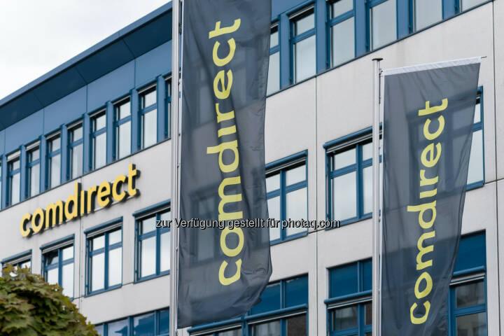 comdirect, comdirekt bank AG, neues Logo (Fotocredit: comdirect bank AG)