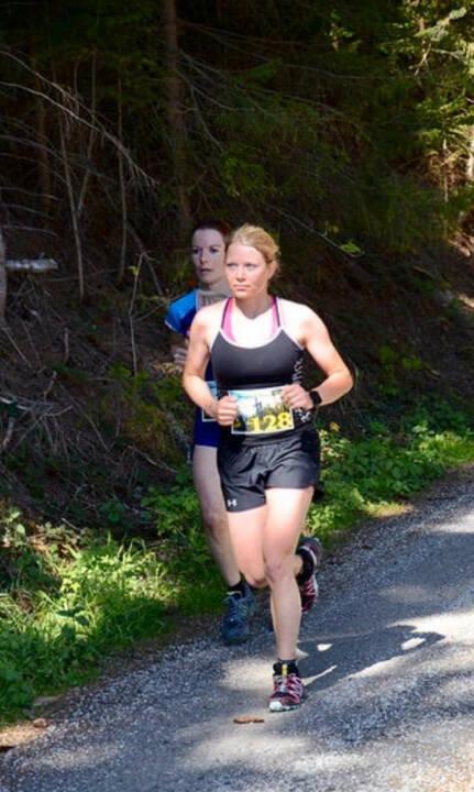 Tanja Bauer, Berglauf, Madereck