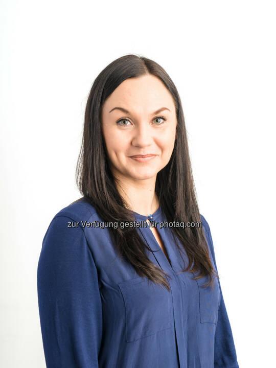 Meeri Klausen, Mitbegründerin von INZMO - UNIQA Insurance Group AG: UNIQA beteiligt sich an estnischem Insurtech INZMO (Fotograf: Tõnu Tunnel / Fotocredit: INZMO)