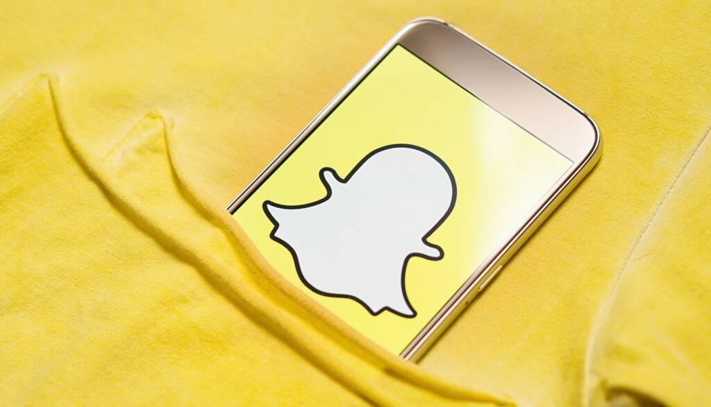 Snap, Snapchat, Social Media (Bild: Pixabay/TeroVesalainen https://pixabay.com/de/snapchat-social-media-smartphone-2123517/ ) (11.05.2017)