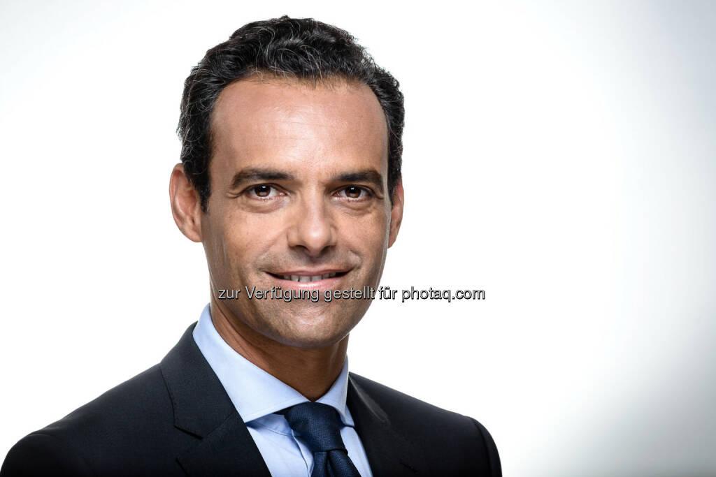 Alberto Sanz de Lama, Geschäftsführer LexisNexis Österreich - LexisNexis: LexisNexis® Online und dbv-Verlag bauen Partnerschaft weiter aus (Fotograf: Sascha Osaka / Fotocredit:LexisNexis), © Aussender (11.05.2017)