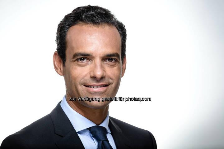 Alberto Sanz de Lama, Geschäftsführer LexisNexis Österreich - LexisNexis: LexisNexis® Online und dbv-Verlag bauen Partnerschaft weiter aus (Fotograf: Sascha Osaka / Fotocredit:LexisNexis)