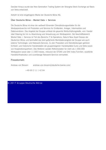 Deutsche Börse und Malta Stock Exchange verlängern Vertrag über Handelstechnologie, Seite 2/2, komplettes Dokument unter http://boerse-social.com/static/uploads/file_2251_deutsche_borse_und_malta_stock_exchange_verlangern_vertrag_uber_handelstechnologie.pdf (12.05.2017)