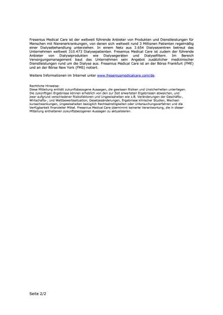FMC: Moody's verbessert Unternehmensrating, Seite 2/2, komplettes Dokument unter http://boerse-social.com/static/uploads/file_2252_fmc_moodys_verbessert_unternehmensrating.pdf (12.05.2017)