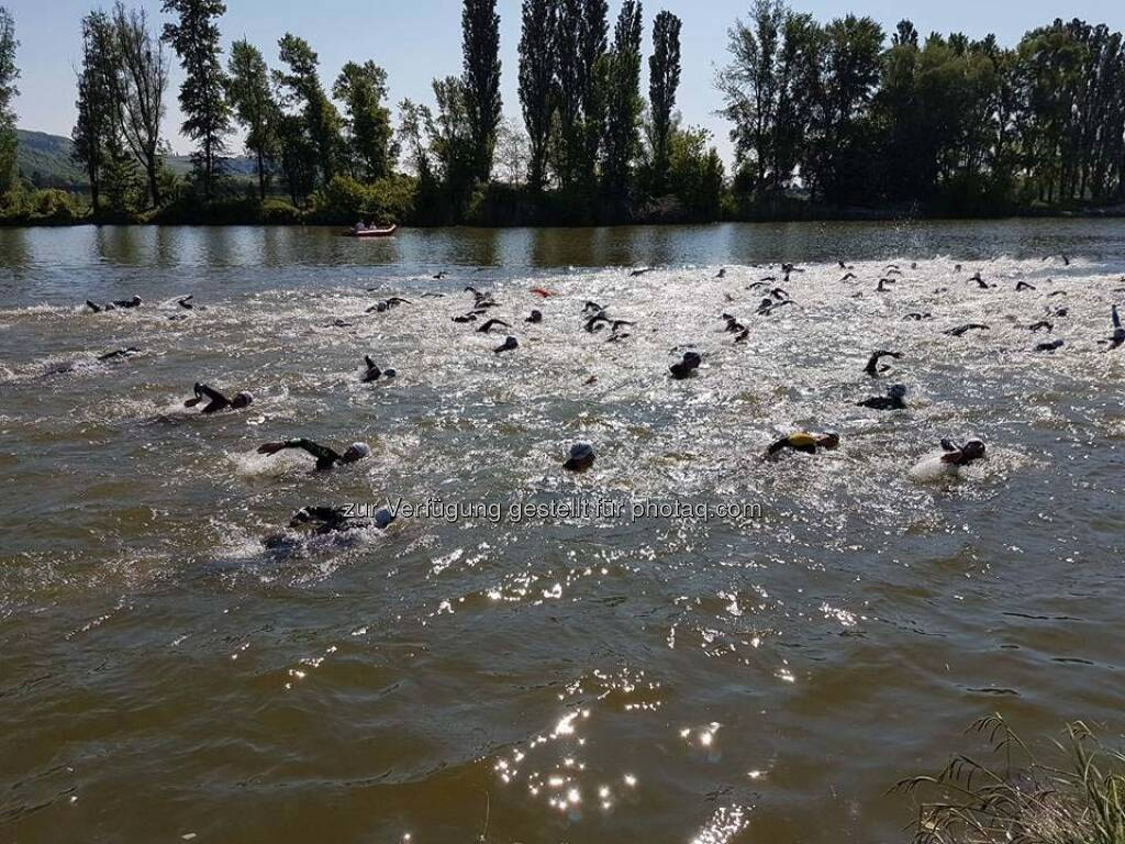 Triathlon, Schwimmen (14.05.2017)