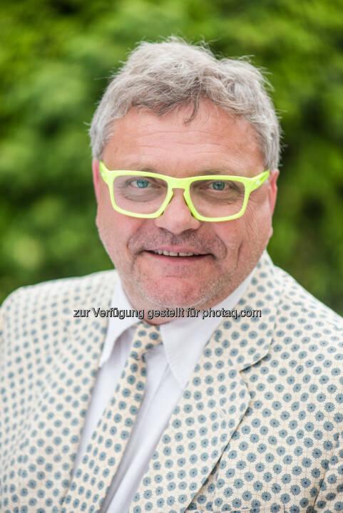 Reinhard Eberhart - AKV EUROPA - Alpenländischer Kreditorenverband: Reinhard Eberhart ist schuldenfrei (Fotograf: Ferdinand Neumüller)