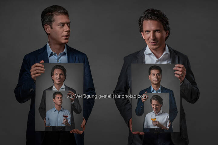 Die Geschäftsführer Franz del Fabro und Gerfried Kusatz machen sich gemeinsam für ihre Kunden stark. - Del Fabro GmbH: Del Fabro und Kolarik & Leeb fusionieren (Fotograf: Wolfgang Bohusch / Fotocredit: Del Fabro)