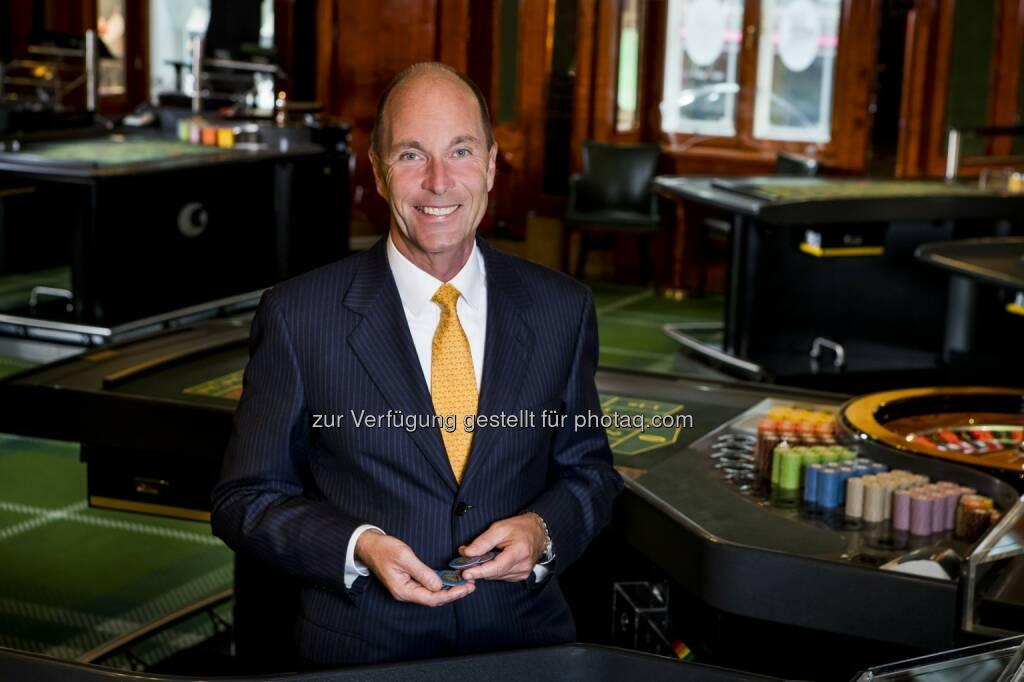 Casinos Austria: Casinos Austria: Alexander Labak zum Vorstand ernannt (Fotograf: Achim Bieniek / Fotocredit: Casinos Austria), © Aussender (19.05.2017)