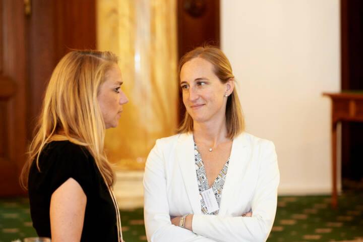 Elke Müller (Scholdan), Valerie Ferencic (ZFA)