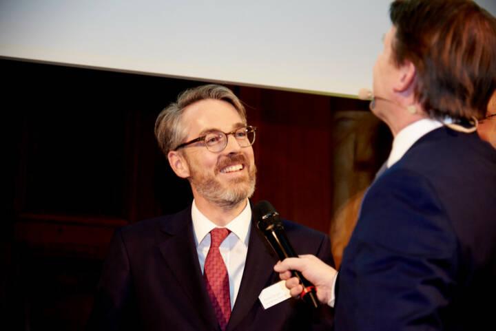 Heiko Geiger (Vontobel), Lars Brandau (DDV) - Zertifikate Award Austria 2017 (Fotocredit: Zertifikate Forum Austria)