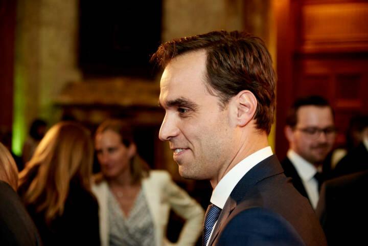 Philipp Arnold (Raiffeisen Centrobank) - Zertifikate Award Austria 2017 (Fotocredit: Zertifikate Forum Austria)