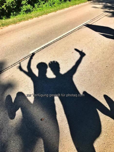 Schatten, tanzen, yes! (20.05.2017)