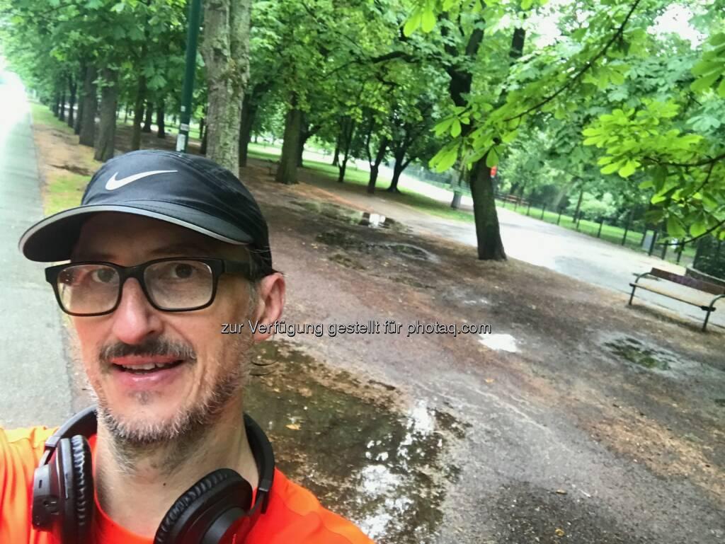 Hauptallee, Regen (24.05.2017)