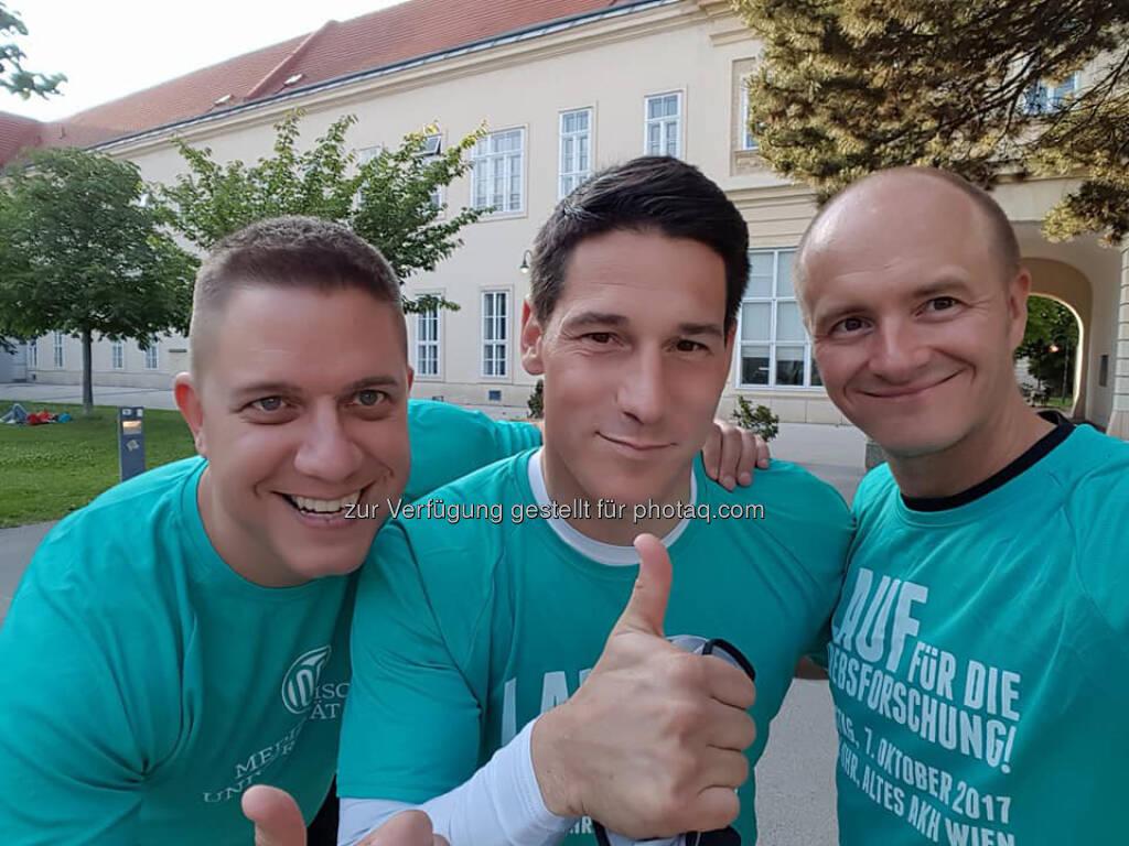 Martin Navratil, Helge Payer, Markus Steinacher (27.05.2017)