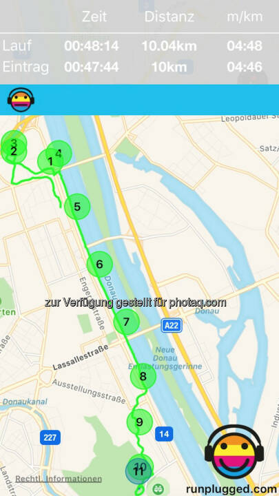 Runplugged App