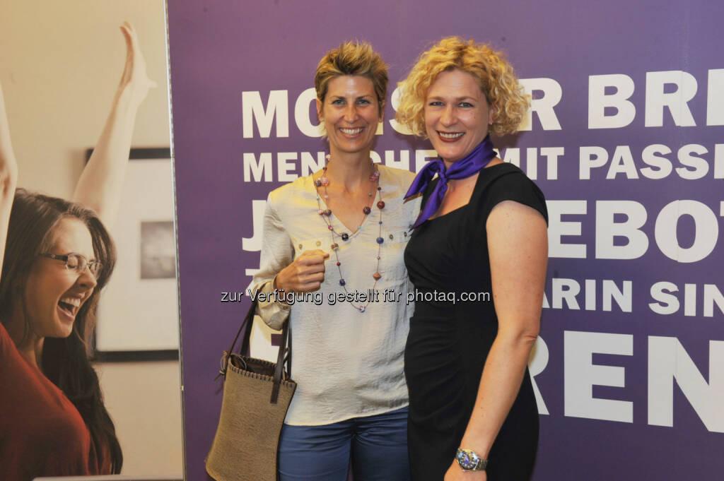 Charlotte Hager (comrecon), Barbara Riedl-Wiesinger (Monster) (16.05.2013)