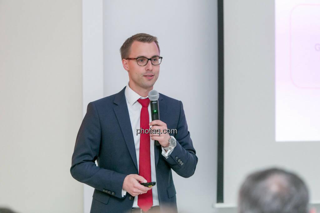 Klaus Ofner (Wienerberger), © Martina Draper/photaq (29.05.2017)