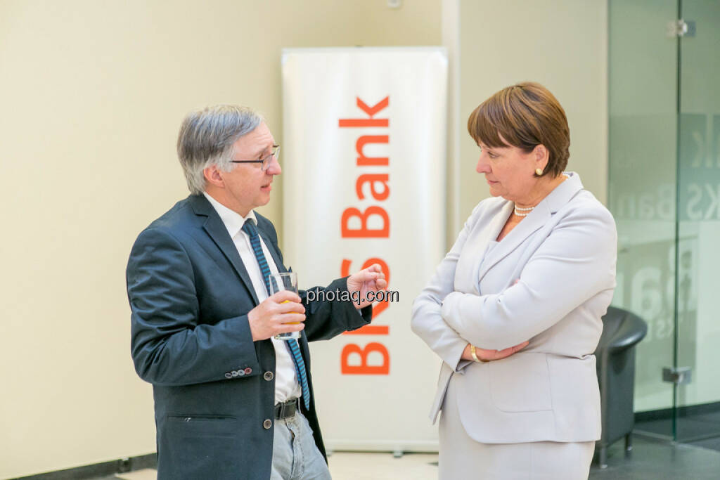 Herr Berger, Herta Stockbauer (BKS), © Martina Draper/photaq (29.05.2017)