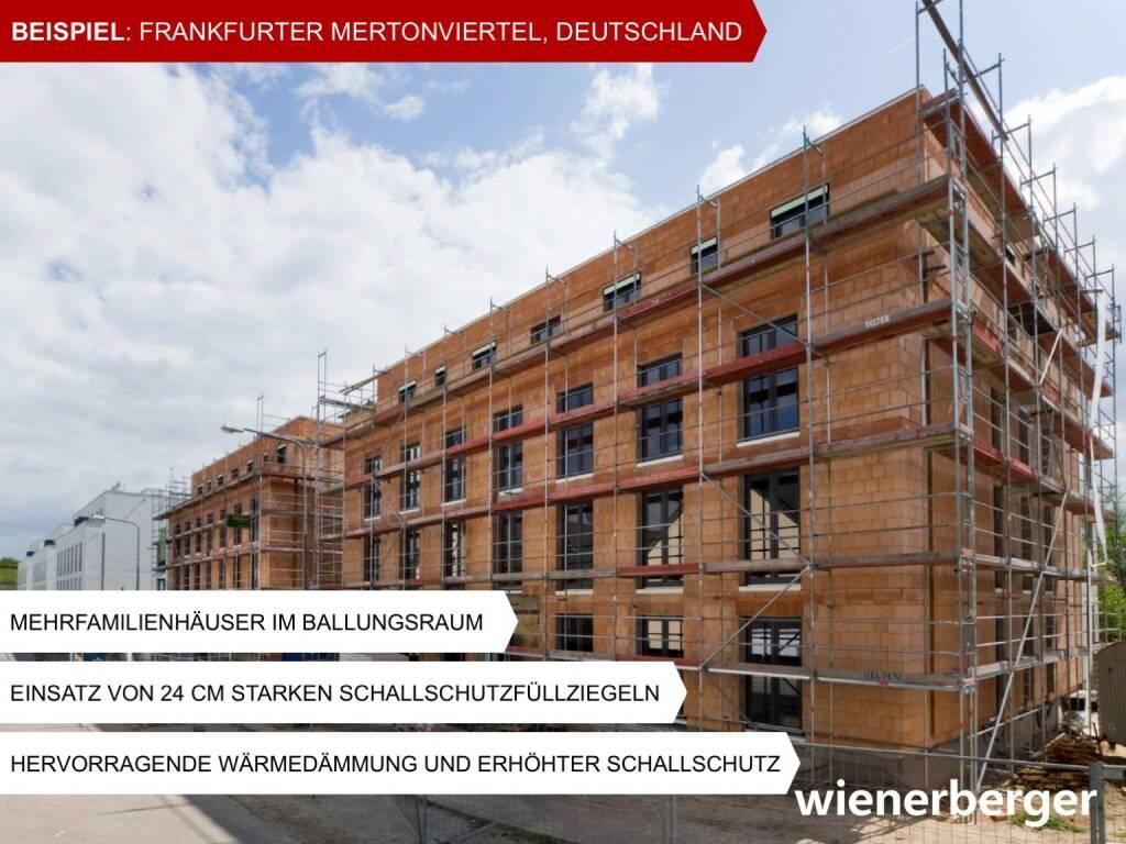 Wienerberger - Frankfurt Mertonviertel (30.05.2017)