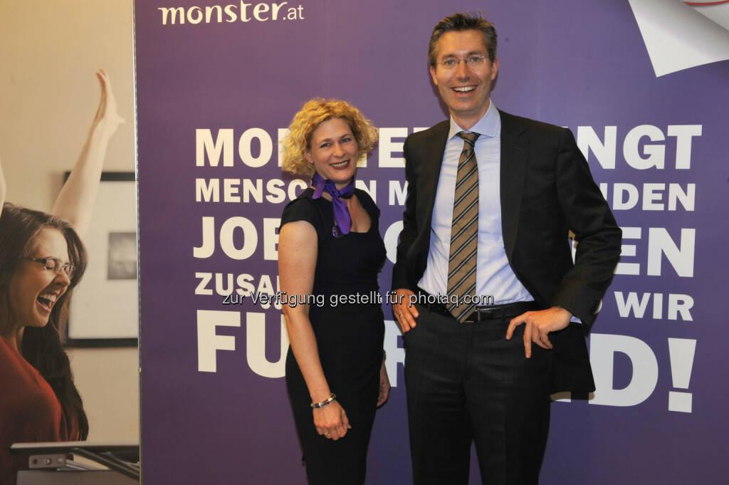Barbara Riedl-Wiesinger (Monster), Markus Fallenböck (Iventa) (16.05.2013)