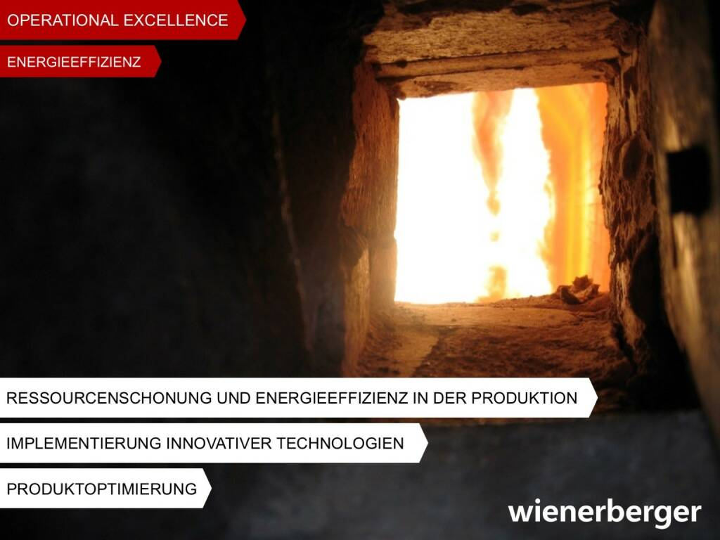Wienerberger - Operational Excellence (30.05.2017)