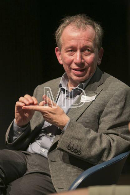 Friedrich Hinterberger, Geschäftsführer Sustainable Europe Research Institute (SERI), © Martina Draper (16.05.2013)