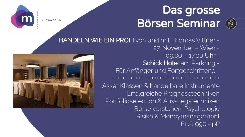 moomoc - Börsen Seminar 27.11.2017 (30.05.2017)