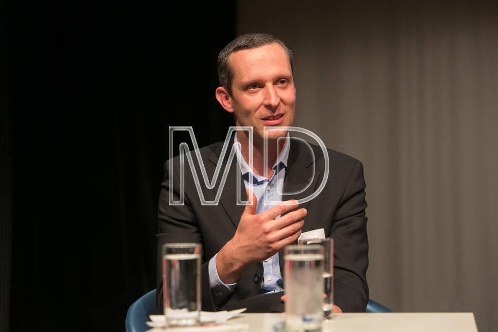 Bernhard Wurzinger, Prokurist der BONUS Vorsorgekasse, Unternehmensweites Risikomanagement, © Martina Draper (16.05.2013)