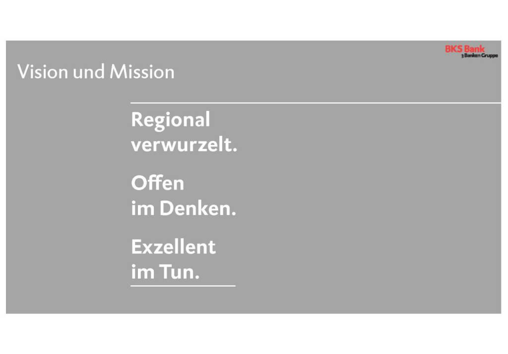 BKS - Vision und Mission (30.05.2017)