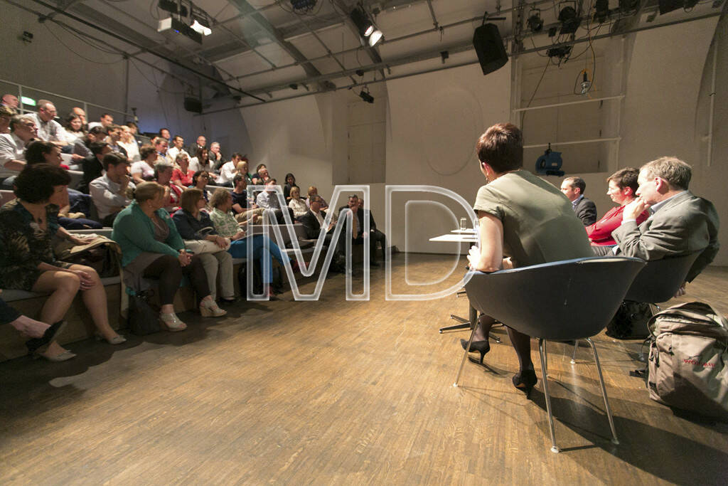CSR Circle - Risikomanagement, © Martina Draper (16.05.2013)