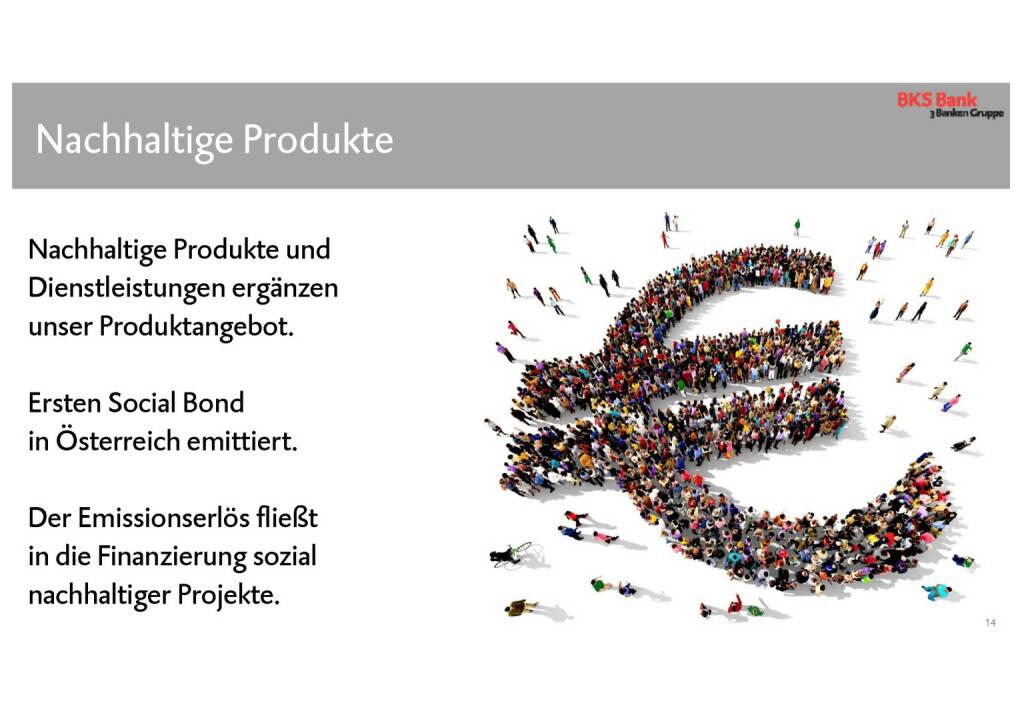 BKS - Nachhaltige Produkte (30.05.2017)