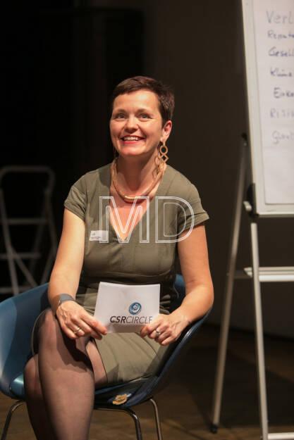 Cornelia Dankl, Bonus Vorsorgekasse AG und Obfrau CSR-Circle, © Martina Draper (16.05.2013)